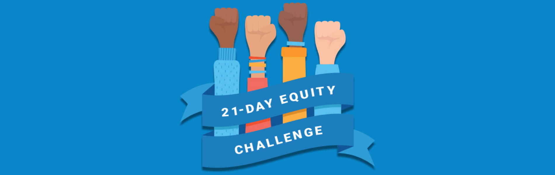 Sign Up for the 21 Day Equity Challenge!